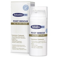 Salvelox Foot Rescue Foot Cream