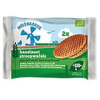 Waffles con Sirope Bio 2 x 30 gr de Molen Aartje