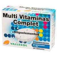 Multivitaminas Complet + Oligoelementos