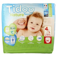 Diapers Size 4 L (7-18 kg)