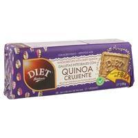 Galletas Integrales con Quinoa Crujiente
