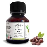 Aceite vegetal de jojoba orgánico