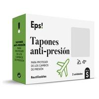 Tappo anti-pressione (taglia S)