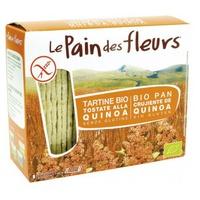 Toasts croquants de quinoa bio sans gluten