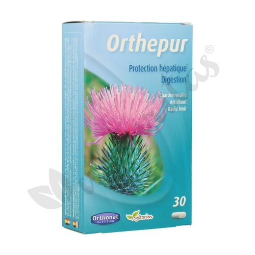 Orthepur 30 cápsulas de Orthonat