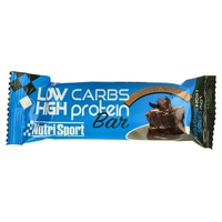 Low Carbs High Protein Brownie