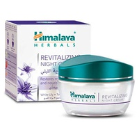 Crema Facial Noche Revitalizante