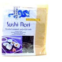 Algas Nori Sushi