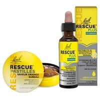 Rescue plus vitamin drops + scatola regalo in metallo Rescue Candy