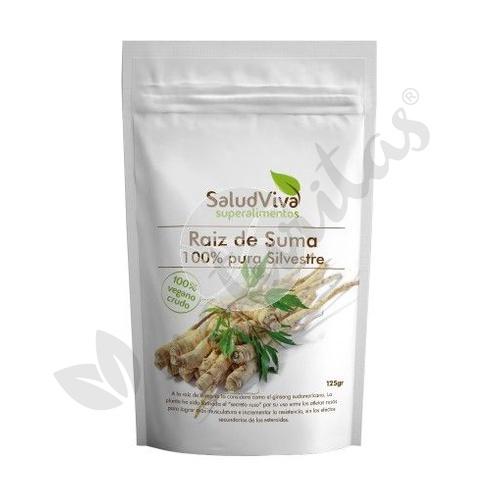 Raíz de Suma 125 gr. de Salud Viva