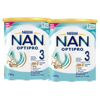 NAN Optipro 3 for + 12m double pack