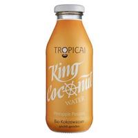 Água de Coco King Piña y Maracuyá