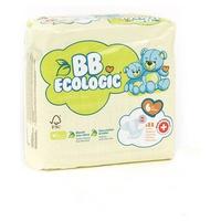 Fraldas para bebês T6 XL 16kg + - BB Ecologic range