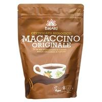 Macaccino - Mistura de cacau, maca e açúcar de coco