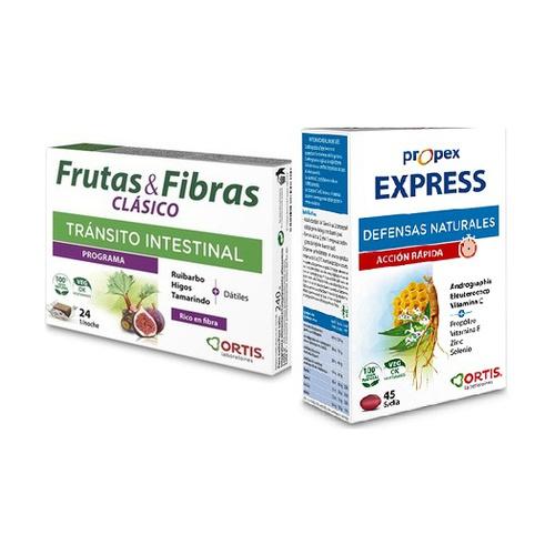Frutas & Fibras Clásico Tránsito Intestinal + Regalo Propex Express