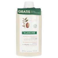 Shampoo nutriente e riparatore con burro copoazu