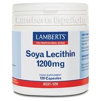 Soy lecithin