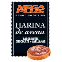 Haferflocken (Nutella-Geschmack)