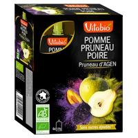 Calabaza Fruta Manzana Ciruela Pera