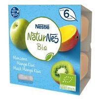 Nestlé Naturnes BIO Tarrina Manzana, Mango y Kiwi