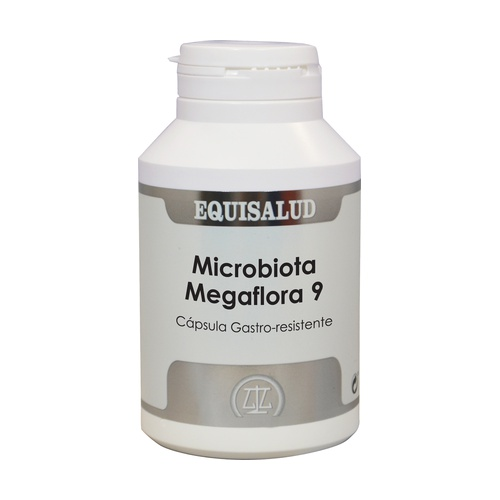 Microbiota Megaflora 9