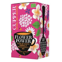 Infusión Flower Power Bio