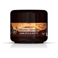 Organic Ginseng Uomo - Cera Modellante Per Capelli