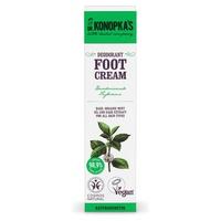 Crème pieds Desodorisante