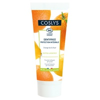 Full protection toothpaste - Orange and Fluoride
