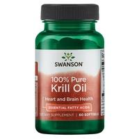 Efas 100% óleo de krill puro 500mg