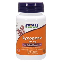Lycopene Double Potency 20 mg