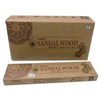 Incenso Sandalwood Goloka Organic