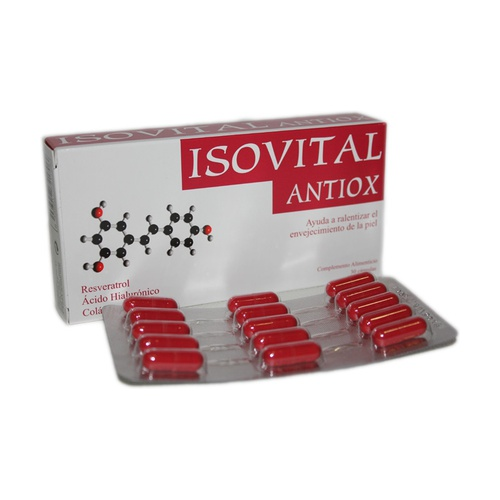 Isovital Antiox