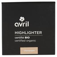 Highlighter Champagne Certifié bio