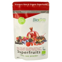 Superfruits Raw Bio