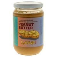 Crema De Cacahuetes 650 Gr de Monki