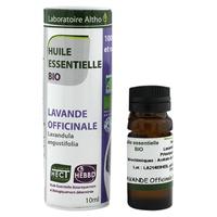 Aceite esencial de lavanda Bote de aceite esencial de 10 ml de Laboratoire Altho