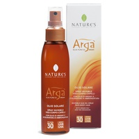 Argà Spray Aceite Solar Invisible SPF30