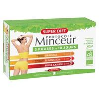 Organic Slimming Protocol N ° 1 Cure 15 Days