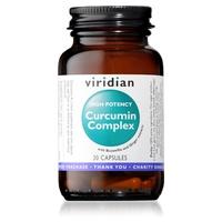 Curcumina complex alta potencia