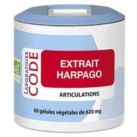 Extrato ORGÂNICO de Harpago titulado a 4% de harpagoside