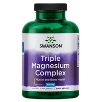 Complexe triple magnésium, 400 mg
