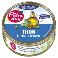 Thon à l'huile d'olive