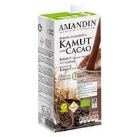 Bebida de Kamut con Cacao 1 Litro de Amandin