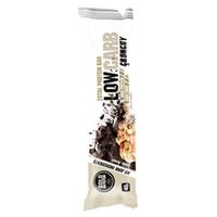 Barrita Protein Bar Low Carb Crunchy (Sabor Cacahuete y Caramelo)