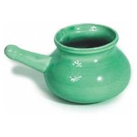 Lota para lavagem nasal de água verde