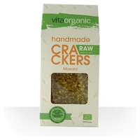 Cracker Crudivegano Mix de Especias