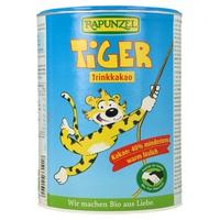 Tigre de cacau em pó