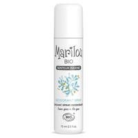 Desodorante aroma marino Bio
