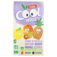 Cool Fruits Pomme de Provence Mangue Ananas Acérola